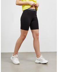 Calvin Klein Milano Cycling Shorts Black