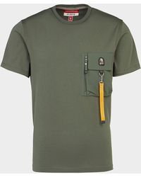 Parajumpers Mojave Pocket Patch T-shirt Green