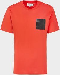 Maison Margiela Stereotype T-shirt - Red