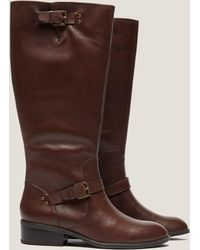 Polo Ralph Lauren Womens Marrona Boot Brown