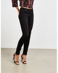 Vivienne Westwood - Womens Anglomania Skinny Jeans Black - Lyst