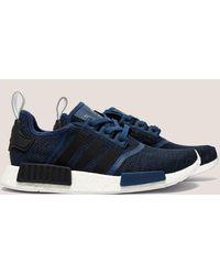 adidas Originals - Mens Nmd_r1 Blue - Lyst