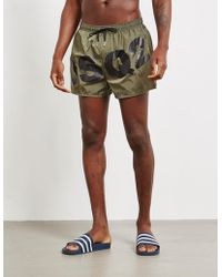 DSquared² Swim Shorts Green