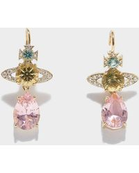 Vivienne Westwood - Ismene Drop Earrings - Lyst