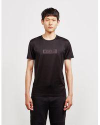 Mallet Jasper Short Sleeve T-shirt - Black