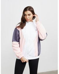 Calvin Klein Color Block Windbreaker White