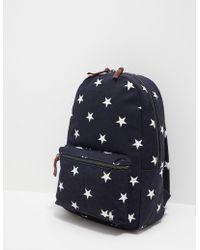 Polo Ralph Lauren - Mens Stars Backpack - Online Exclusive Navy Blue - Lyst 25dd2855a1e