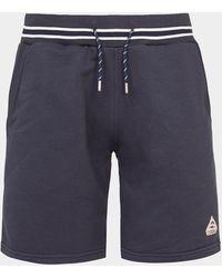 Pyrenex Mael Badge Shorts Blue