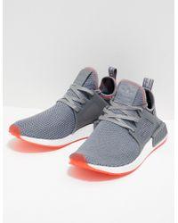 adidas Originals - Mens Nmd Xr1 Grey - Lyst