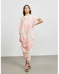Vivienne Westwood Annex Tie Dye Dress - Pink