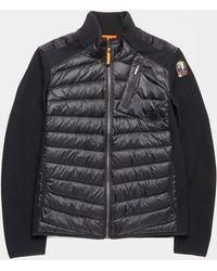 Parajumpers Jayden Full Zip Sweatshirt - Black