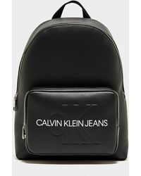 Calvin Klein Campus Backpack Bag - Black