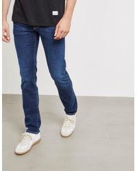 Jacob Cohen - Mens Slim Fit Jeans Navy Blue - Lyst