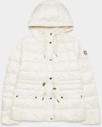 Michael Kors Padded Jacket - White