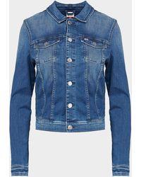 Tommy Hilfiger Viv Denim Jacket - Blue