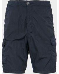 Paul & Shark Cargo Shorts Blue