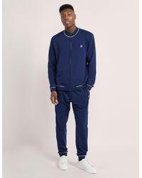 Z Zegna - Mens Track Suit Navy Blue - Lyst
