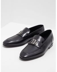 DSquared² - Mens Loafer - Online Exclusive Black - Lyst