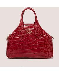 Vivienne Westwood | Womens Yasmine Medium Bag Red | Lyst