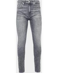 Calvin Klein Super Skinny Jeans - Grey