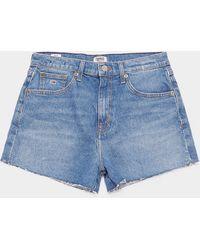 Tommy Hilfiger Hot Pants Multi - Blue