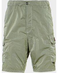 Paul & Shark Cargo Shorts - Green