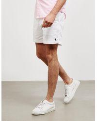 Polo Ralph Lauren Preppy Shorts White