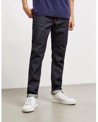 Nudie Jeans Lean Dean Jeans Blue