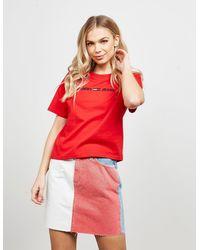 Tommy Hilfiger Flag Skirt Blue