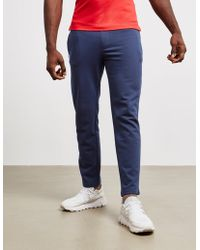 Emporio Armani - Mens Basic Track Trousers Navy Blue - Lyst