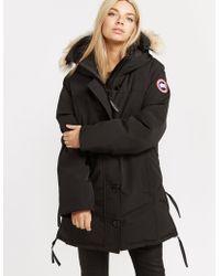 Canada Goose Dawson Parka Jacket - Black