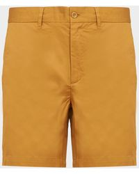 Fred Perry Classic Twill Shorts - Brown