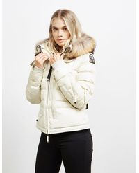 Parajumpers Ski Master Jacket Beige - Natural