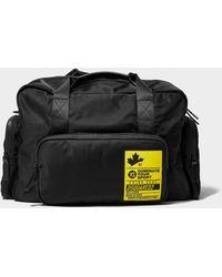 DSquared² Dominate Duffle Bag - Black