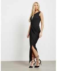 Vivienne Westwood - Womens Anglomania Vian Dress - Online Exclusive Black - Lyst
