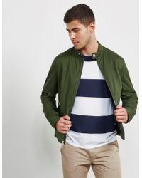 Michael Kors - Mens Soft Harrington Jacket Green - Lyst