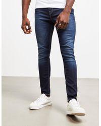 True Religion Jack Skinny Jeans Blue