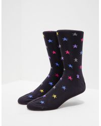 PS by Paul Smith - Star Socks - Online Exclusive Black - Lyst