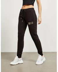 Versace Jeans Couture Logo Track Trousers - Black