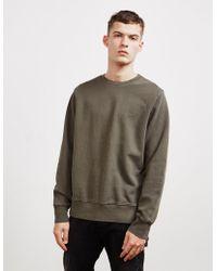 Ksubi Rinse Sweatshirt Green