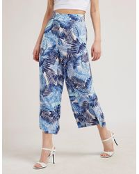 Juicy Couture   Palm Leaves Pant   Lyst