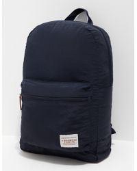 Barbour - Mens Beauly Backpack Navy - Lyst