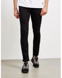 Versace Jeans Skinny Jeans Black