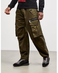 DSquared² - Military Combat Trousers Green - Lyst