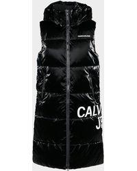 Calvin Klein Institutional Gilet - Black