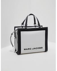 Marc Jacobs Box Shopper Bag Black