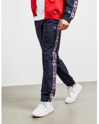 Champion Tape Track Trousers - Online Exclusive Navy Blue