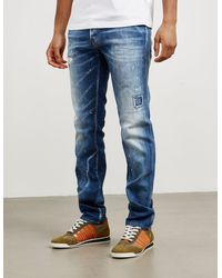 DSquared² Cool Guy Jeans Blue