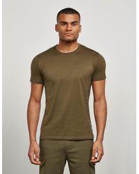 Mallet Mystic Reflective Short Sleeve T-shirt - Green