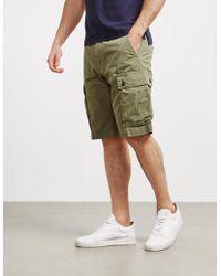 Tommy Hilfiger John Cargo Shorts Olive/olive - Green